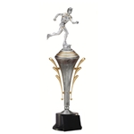 Track Platinum Series Cup Trophies