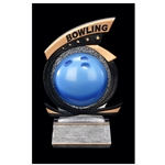 Bowling Gold Star Trophies
