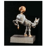Horse's Rear Bobble Trophy