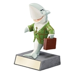 Shark Bobblehead Trophy