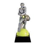 Male Tennis Motion Extreme Trophies