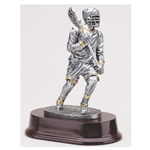 Male Lacrosse Carrier Trophies