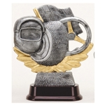 Racing Theme Resin Trophies