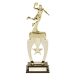 Basketball Star Snap Trophies