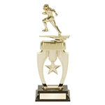 Football Star Snap Trophies