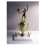 Tennis Trophy Cup Trophies