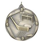 Hockey Die Cast Medals