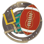 Football M3XL Medals
