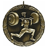 Weightlifting Medals