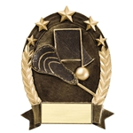 Lacrosse Five Star Trophies