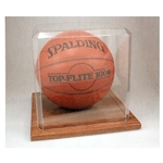 Acrylic Basketball Ball Holder