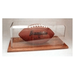 Football Display Case Ball Holder
