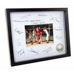 Autograph Shadow Box Picture Frames