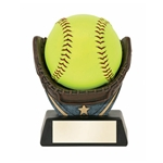 Signature Series Softball Holder Trophies