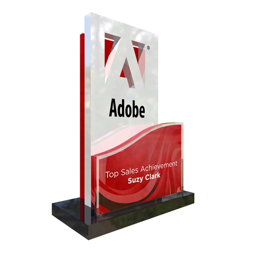 Custom Trophies - 400 Series - High End Awards