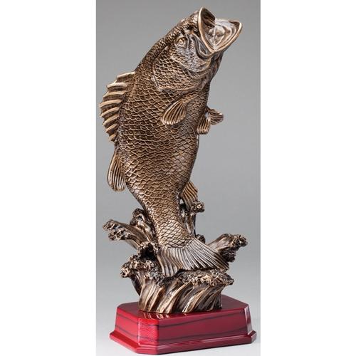 Fishing Legends of Fame Trophy/Plaque