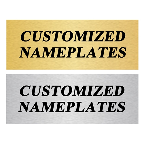 picture relating to Printable Trophy Labels referred to as Personalized Track record Plates Trophy Plates