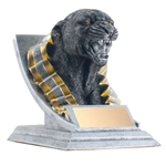 Panther Mascot Trophies