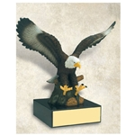 Eagle Trophies on Marble Base