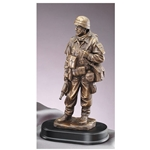 "Military Issue Army Trophies 14"" Size"