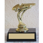 "4"" Pinewood Derby Car Trophies"