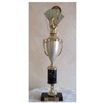 Poker Diamondback Column Trophies