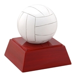 Volleyball Resin Sculpture Trophies
