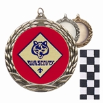 Cub Scout Insert Medals