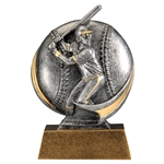 Male Baseball MX500 Trophies