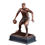 Basketball Gallery Resin Trophy