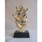 "6.5"" Majesty Series Trophy with CHOICE OF FIGURE"