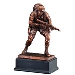 Marine Military Trophies