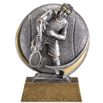 Male Tennis MX500 Trophies