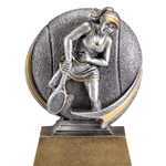 Female Tennis MX500 Trophies