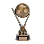 Soccer World Cup Trophies