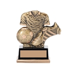 Soccer Jersey Trophies