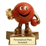 Basketball Little Buddy Trophies