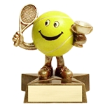 Tennis Little Buddy Trophies
