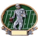 Football 3D Trophies