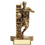 Basketball Male Billboard Trophies