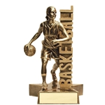Basketball Female Billboard Trophies