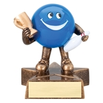 Bowling Little Buddy Trophies