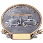 Car Show & Cruise 3D Trophies
