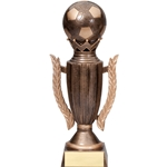 Soccer Crown Trophies - Large & X-Large