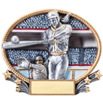 Softball 3D Trophies