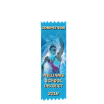 Custom Sublimated Award Ribbon