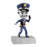 Police Bobblehead Trophies