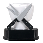 Chef Hat & Knife Trophy