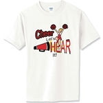 Cheer Let's Hear It T-Shirt