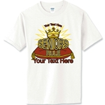 Seniors Rule T-Shirt
